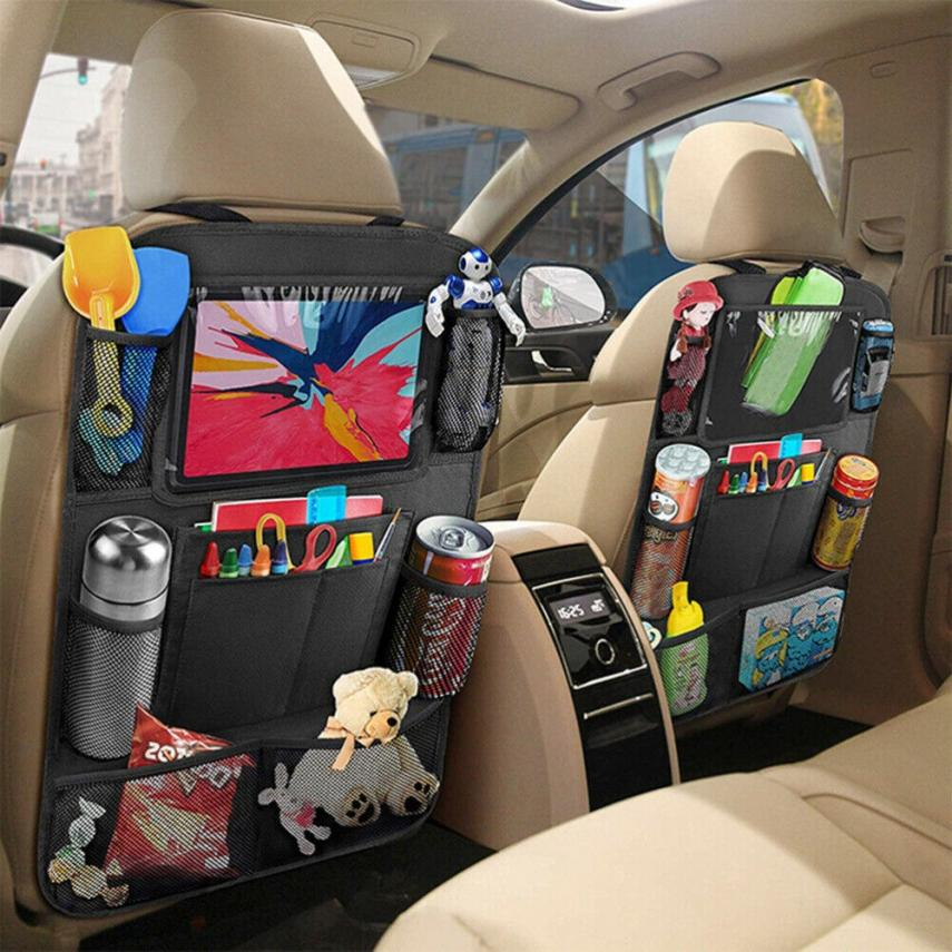 rangement de voiture pour les vacances